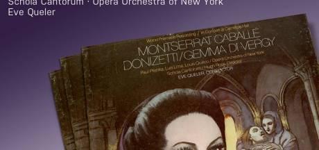 Montserrat Caballé in volle glorie als de verstoten, onvruchtbare Gemma