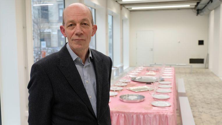 Directeur Ad van Rosmalen
