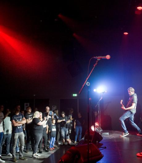 Frisse Bommelse band wint Parel van de Betuwe met originele rocknummers