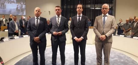 Wethouders Almelo in het zadel na benoeming