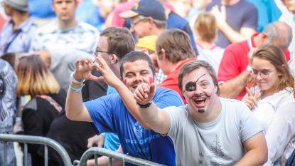 IN BEELD. Ruim 1.200 feestneuzen uit de bol op inclusiefestival Bootsea