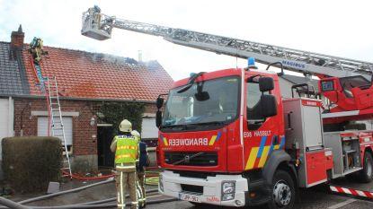 Cafébaas haalt bewoonster uit brandend huis