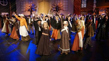 Ticketverkoop voor kerstmusical 'Bobby, de elf' start op 5 november