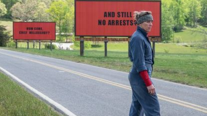 Nieuw Ciné Local start seizoen met 'Three Billboards outside Ebbing, Missouri'