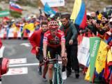Pogacar soleert naar zege, Roglic stelt rode trui veilig