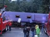 Zeker 13 doden bij busongeluk in Mexico