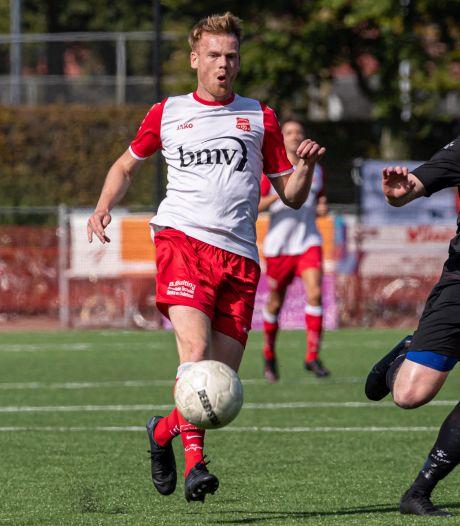 Rood Wit V te sterk voor Sparta'25 en boekt eerste overwinning van seizoen