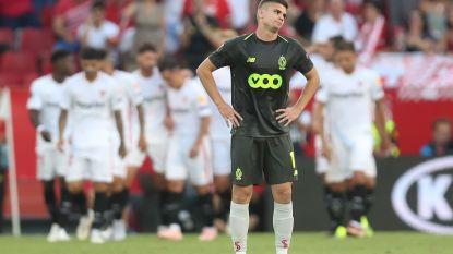 LIVE. Kan Standard in tweede helft nederlaag vermijden tegen Sevilla?