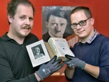 'Verboden' schrijver in Mein Kampf