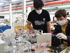 DAF schenkt 1.000 motoren voor beademingsapparatuur coronapatiënten