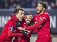 Wat Assaidi van FC Twente betreft was NAC-uit een nieuw begin