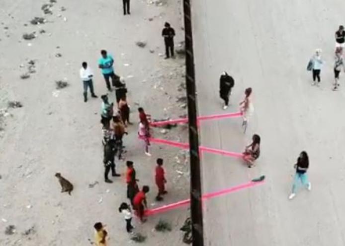 La frontière américano-mexicaine