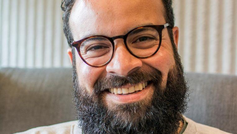 Youssef el Bouhassani werd deze maand verkozen tot Docent van het Jaar Beeld Jesper Boot