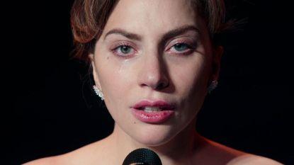 """Lady Gaga houdt lange speech over psychische problemen: """"Ik kreeg black-outs en staarde minutenlang voor me uit"""""""