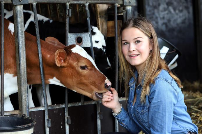 De titel Miss Boerin Nederland is voor Laura echt een droom.