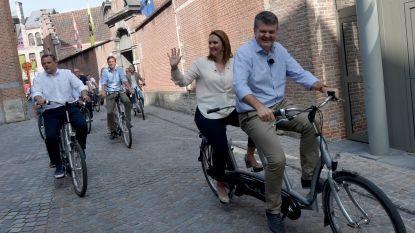 Open Vld heeft grote ambities: de sjerp in Oostende en Gent en meebesturen in minstens de helft van de steden