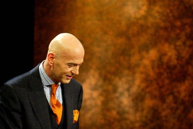 'Pim Fortuyn, een cynische populist, zou nu linkser dan Rutte zijn. Dat is toch tekenend?' Beeld anp