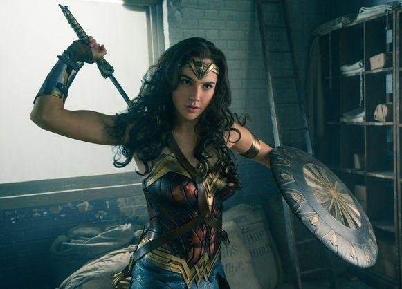 Op filmgebied werd het meest getwitterd over 'Wonder Woman'.