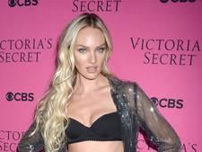 Candice Swanepoel liep Victoria's Secret-show zwanger