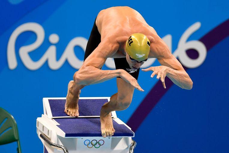 Wie in Tokio een zwemfinale wil zien, moet minimaal 114 euro voor een ticket betalen.