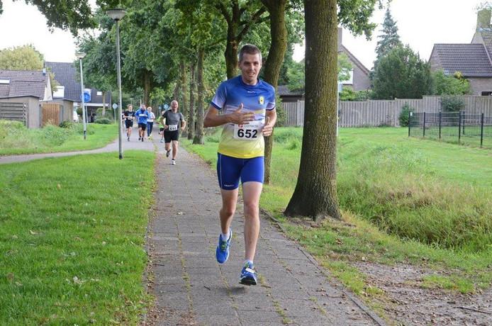 Kenny van de Ven, deelname Halve Marathon Deurne 2017