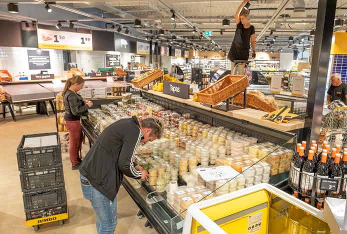 Onderzoek Naar Welkoop Winkel In Oude Jumbo In Nieuwerkerk