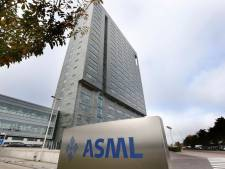 ASML koploper in lagere AEX