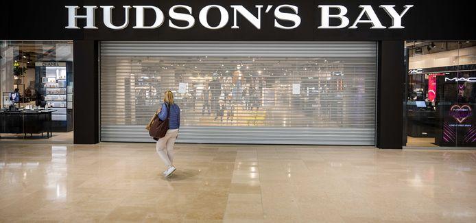 De warenhuisketen heeft aan het personeel meegedeeld dat Hudson's Bay voor het einde van het jaar uit Nederland vertrekt.