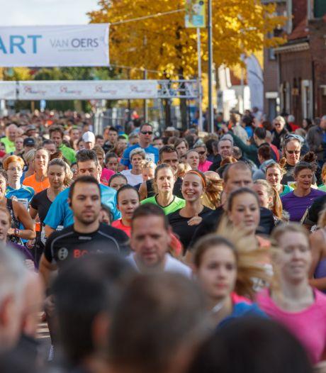 Organisatie trekt 'met pijn in het hart' streep door komende editie Van Oers Marathon