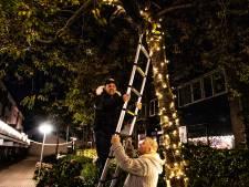 Kerst in oktober, waarom niet? Deze straat in Deventer begint alvast: 'Wat leuks in plaats van al die ellende'