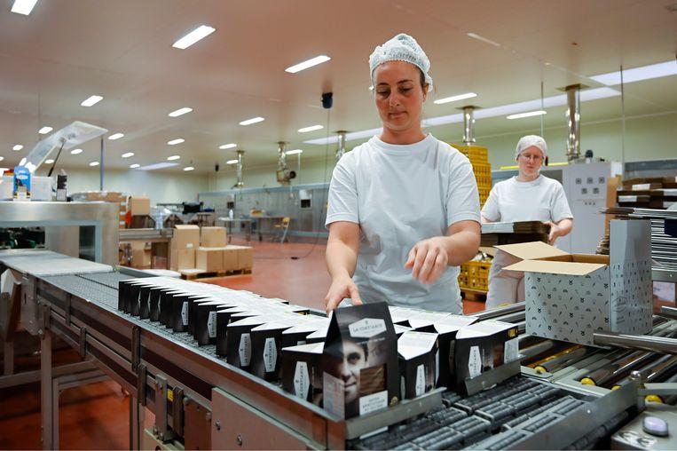 La Confiance kreeg ook al drie gouden sterren van de Superior Taste Award, de hoogste onderscheiding toegekend door een internationale jury van 135 chefs.