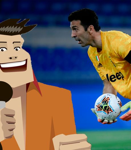 Quiz |In welk jaar maakte Gianluigi Buffon zijn debuut als prof?