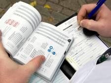 Boete van bijna 400 euro voor automobilist in Nunspeet