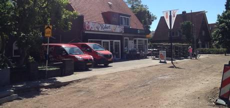 Bennekomse winkeliers boos over afsluiting straten