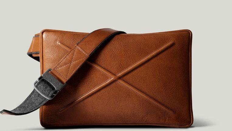 d0dd1d0fc72 Vangst van de dag: stijlvolle lederen laptoptas | Style | Nina | HLN