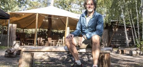 Arjan kreeg sleutels recreatiepark Outdoors Holten vlak voor coronacrisis: 'Even in paniek'