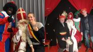 Zijn ze wel braaf geweest? Burgemeesters op de schoot bij Sinterklaas