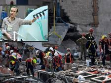 Marc na drie uur onder puin Mexico gehaald: leven is een mirakel