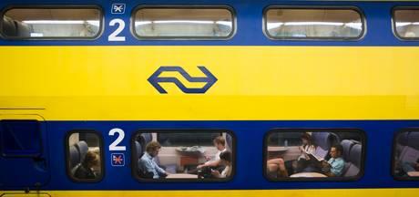 'Spoorboom' hindert treinverkeer tussen Amersfoort en Apeldoorn