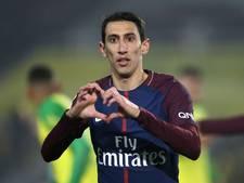 Di María bezorgt Paris Saint-Germain magere uitzege