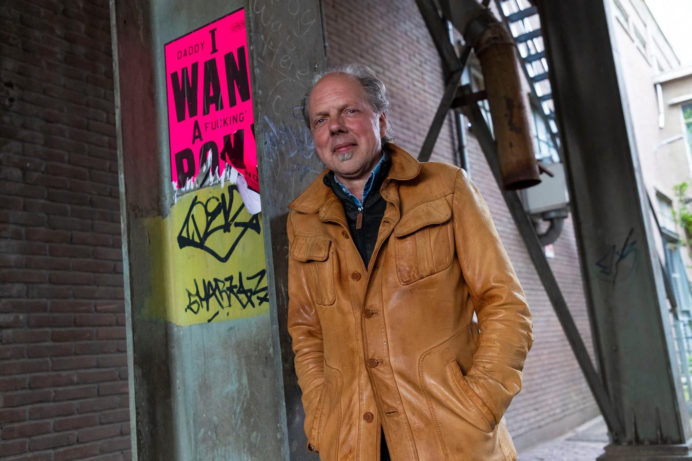 Muzikant Bart van Dongen is de initiatiefnemer van de 'Good Virus Sessions' op YouTube.