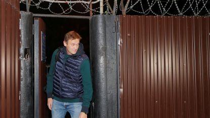 Russische opposant Navalny vrijgelaten na anderhalve maand cel