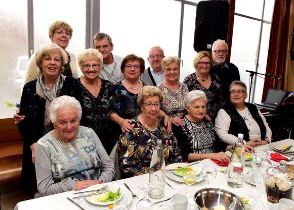 Het was feest bij Okra-trefpunt Galmaarden
