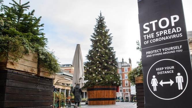 LIVE. 'Kerstbubbel' van Britten mag wat groter zijn tijdens feestdagen - Nieuwe coronabarometer wordt vrijdag voorgelegd op Overlegcomité