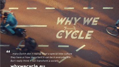 Cinema Tien met documentaire over fietsen