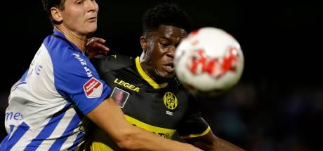 FC Eindhoven krijgt al zes duels op rij een goal tegen: 'We snakken naar de nul'