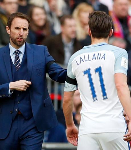 'Liverpool moet Lallana een maand missen'