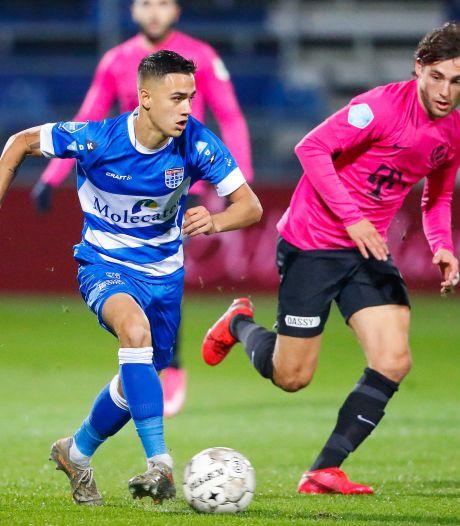 PEC Zwolle verlengt contract van belangrijke 20-jarige middenvelder