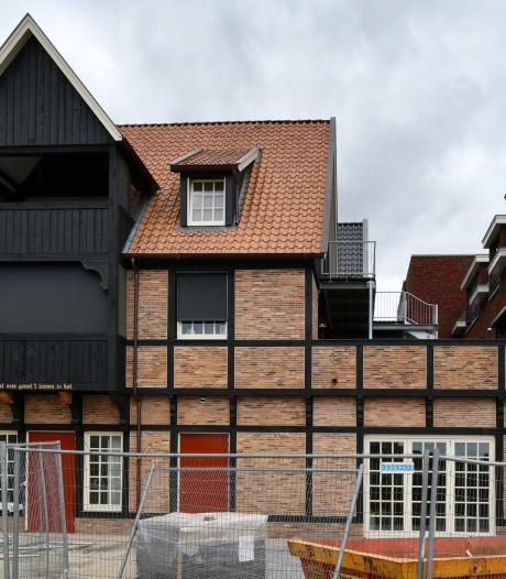 Vakwerk in Enter - het dorp terug in de middeleeuwen