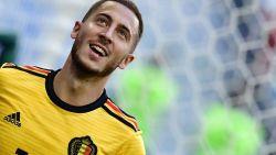 Hij scoorde tijdens zijn 100ste interland, maar weet je ook deze 10 dingen over Eden Hazard?